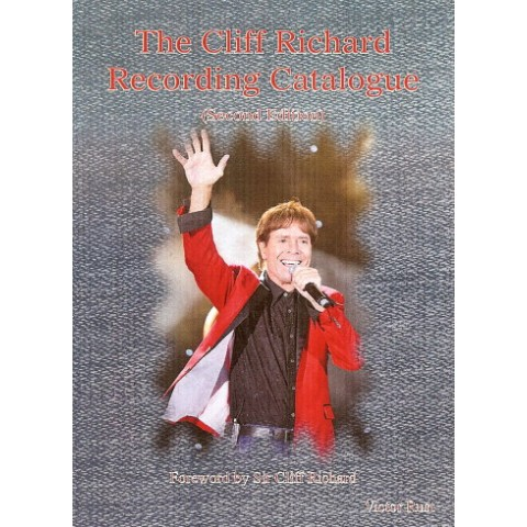 """THE (UPDATED) CLIFF RICHARD RECORDING CATALOGUE"" by Victor"